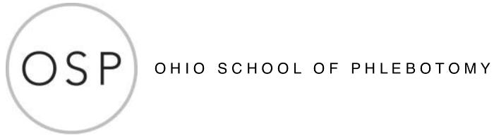 Ohio School Of Phlebotomy